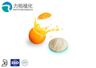 China Orange Juice Fruit And Vegetable Juice Powder Citrus Sinensis With Light Yellow supplier