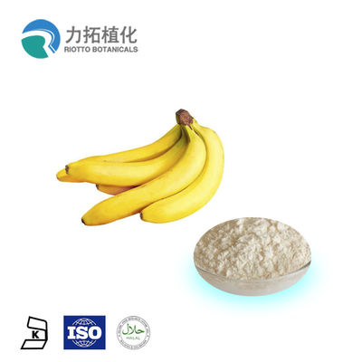 China 10% - 90% Banana Ruit Extract Powder Musa Nana Lour With Light Yellow Powder supplier