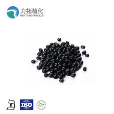China Anthocyanin 5% - 25% Black Bean Extract / Soybean Extract Powder Anti-Oxidant supplier
