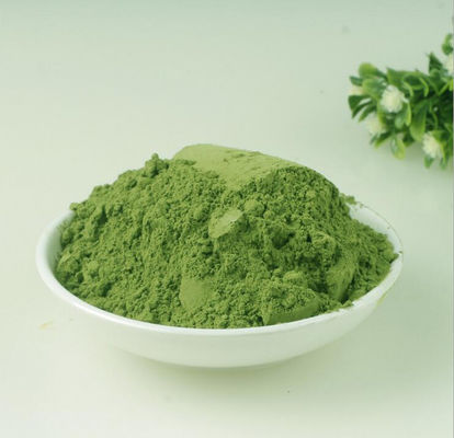 China ISO Approval Organic Moringa Leaf Powder Antidepressant And Sedative supplier