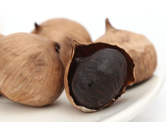 China Leaf Part Plant Extract Powder Odorless Black Garlic Extract ISO9001 / GMP supplier