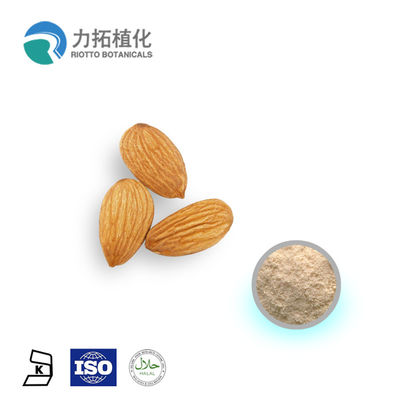 China Almond Extract Amygdalin Freeze Dried Powder 98% CAS 29883 15 6 factory
