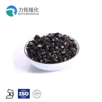 China 100% Pure Nature Freeze Dried  Powder Organic Black Goji Extracts Improve Memory distributor