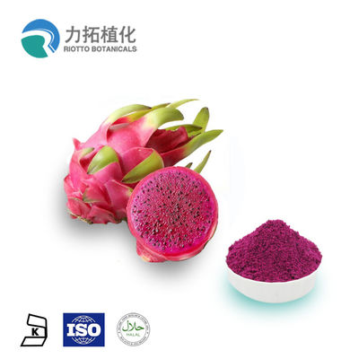China Natural Fruit Extracts Freeze Dried Powder Hylocereus Polyrhizus Omega - 3 Fats distributor
