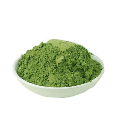 China Solvent Extraction Fruit And Vegetable Juice Powder Organic Matcha Green Tea Powder factory