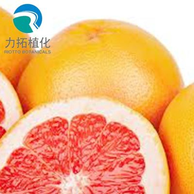 China White Organic Plant Powder Grapefruit Seed Extract 98% Naringin Powder factory